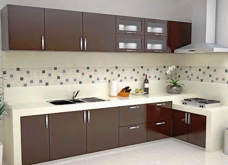 15 Desain Interior Dapur Minimalis Terbaru