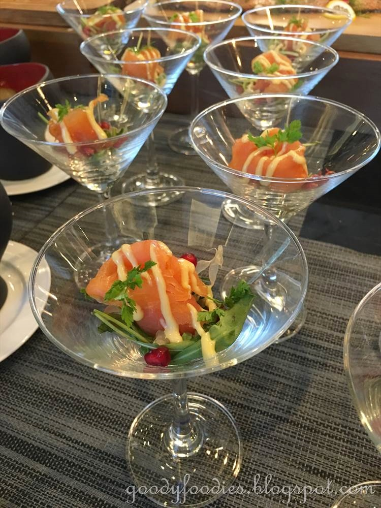 GoodyFoodies: Sunday Brunch @ The Brasserie, The St Regis ...