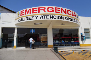 Resultado de imagen para hospital regional de huacho