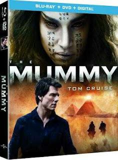 The Mummy 2017 BluRay 1080p 1.9GB Org Dual Audio ( Hindi - English) AC3 5.1 MKV