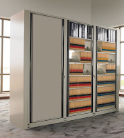 Arc File Cabinet from Mayline