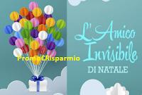 Logo Con ''L'Amico Invisibile'' vinci gratis kit ricchi di prodotti P&G