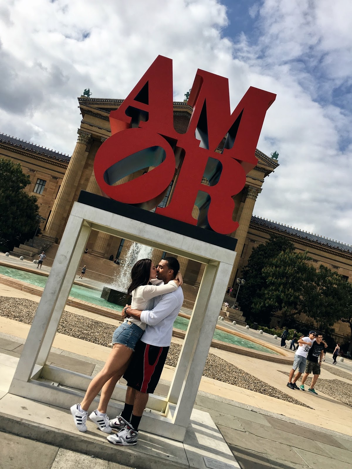 Philadelphia Art Museum Rocky
