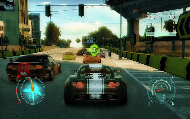 Need for Speed Undercover PC Full Version Screenshot 1