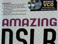 Review Buku: Amazing DSLR and Mirrorless