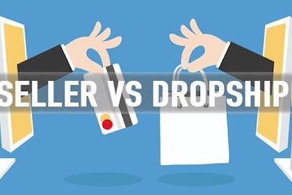 Dropship dan Reseller itu Apa Sih? - Arti, Kelebihan dan Tips jadi Reseller Dropship yang Hebat