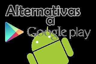 Top 10 Alternativas a Google Play