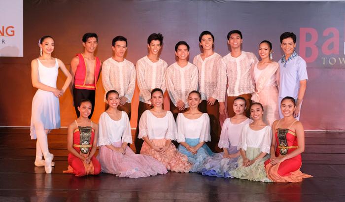 Ballet Philippines II in Davao City.