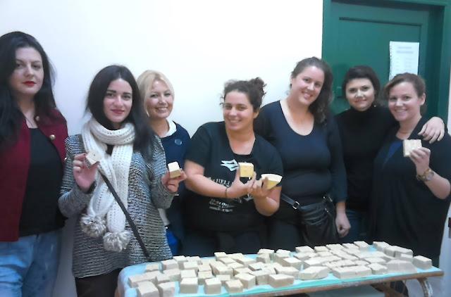 Σαπούνι με γάλα και μέλι κατασκεύασαν στην ΣΕΚ Επιδαύρου