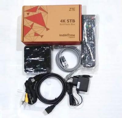STB ZTE ZXV10 B860H v.2.1 RAM 2GB - Panggung electric citrabuana