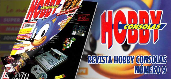 Revista Hobby Consolas Nº 9 (1992)