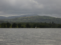 Looking back over Windermere from Bowness - by: © Paul c Walton