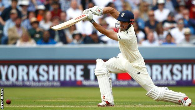 Alastair Cook among six Test players to feature for Lions v India A
