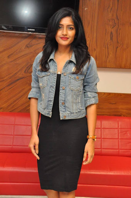 Eesha Rebba Stills At AWE Movie Theme Song Launch At Radio Mirchi