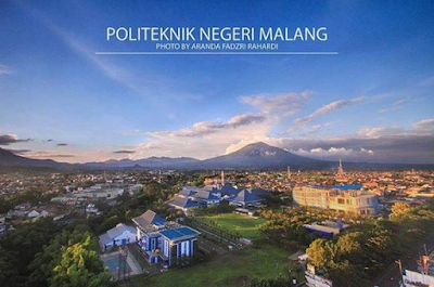 Evidently Polinema Malang is a blue campus which ….