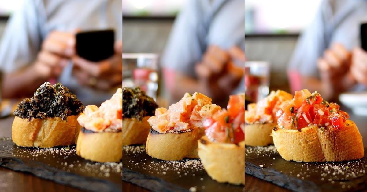 Pizzolo Italian Restaurant @ Atria PJ - Mushroom Truffle And Cheese Pizza. - Spicy Sharon ...