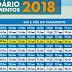 Governo divulga calendário do Bolsa Família 2018 e novos valores, confira