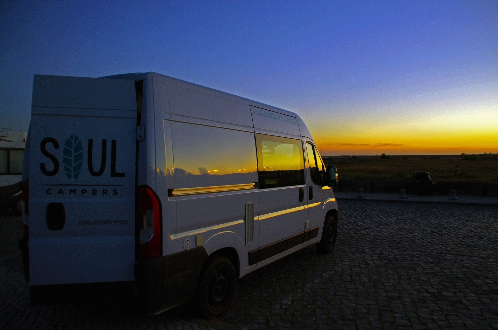 e7a74a0b24 10 Reasons You Should Explore Portugal with a Soul Campers Campervan - The  Aussie Flashpacker