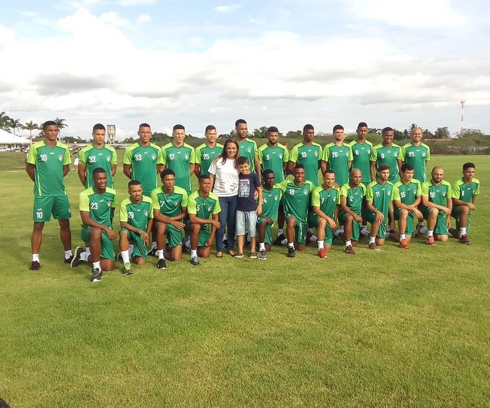 e51676ad9 Fluminense de Feira vai enfrentar Lagarto em dois amistosos preparatório  para o Baianão 2019