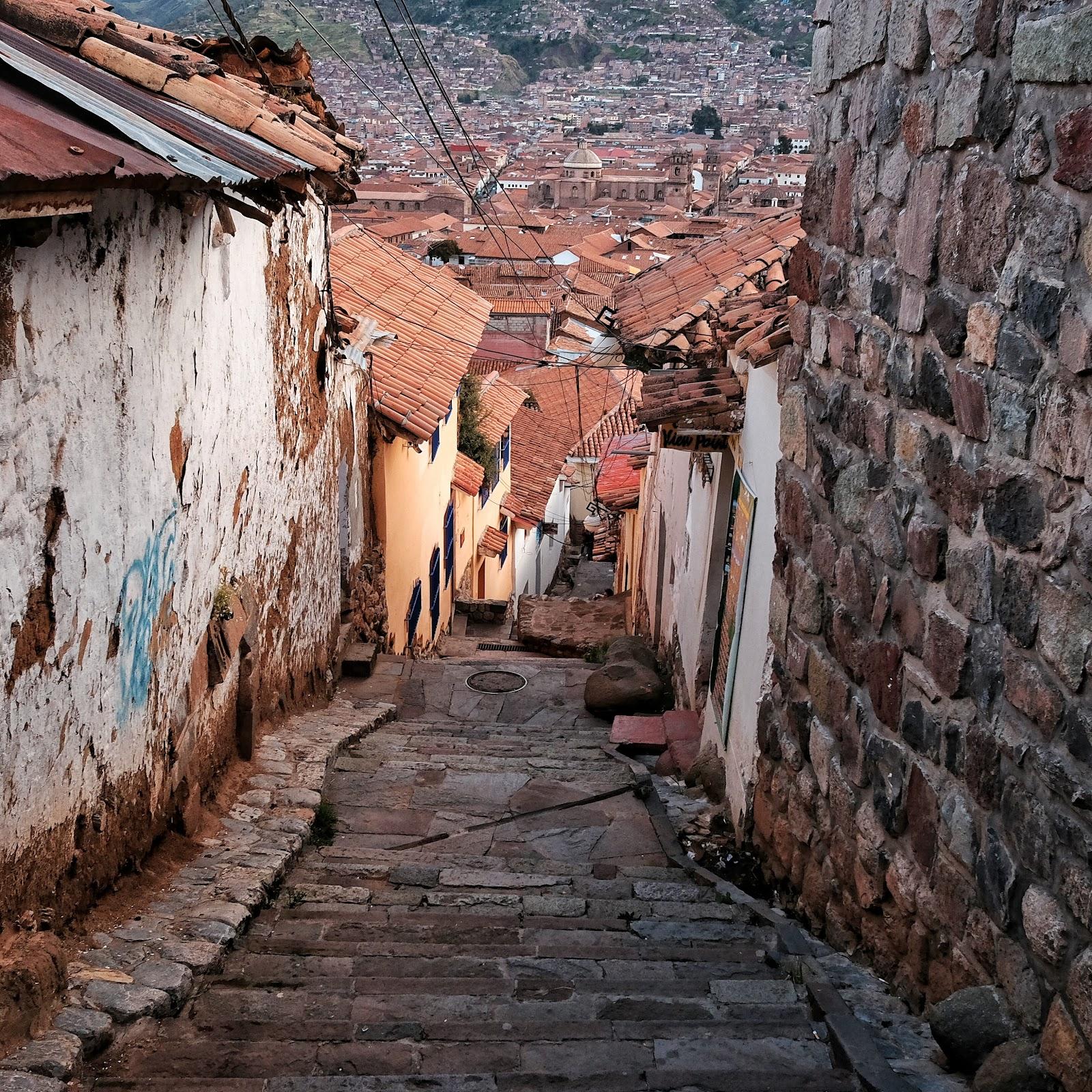 Fujifilm X70 Travel Peru Cusco