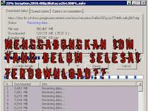 Apa Bisa? Cara Menggabungkan File Idm Yang Belum Selesai