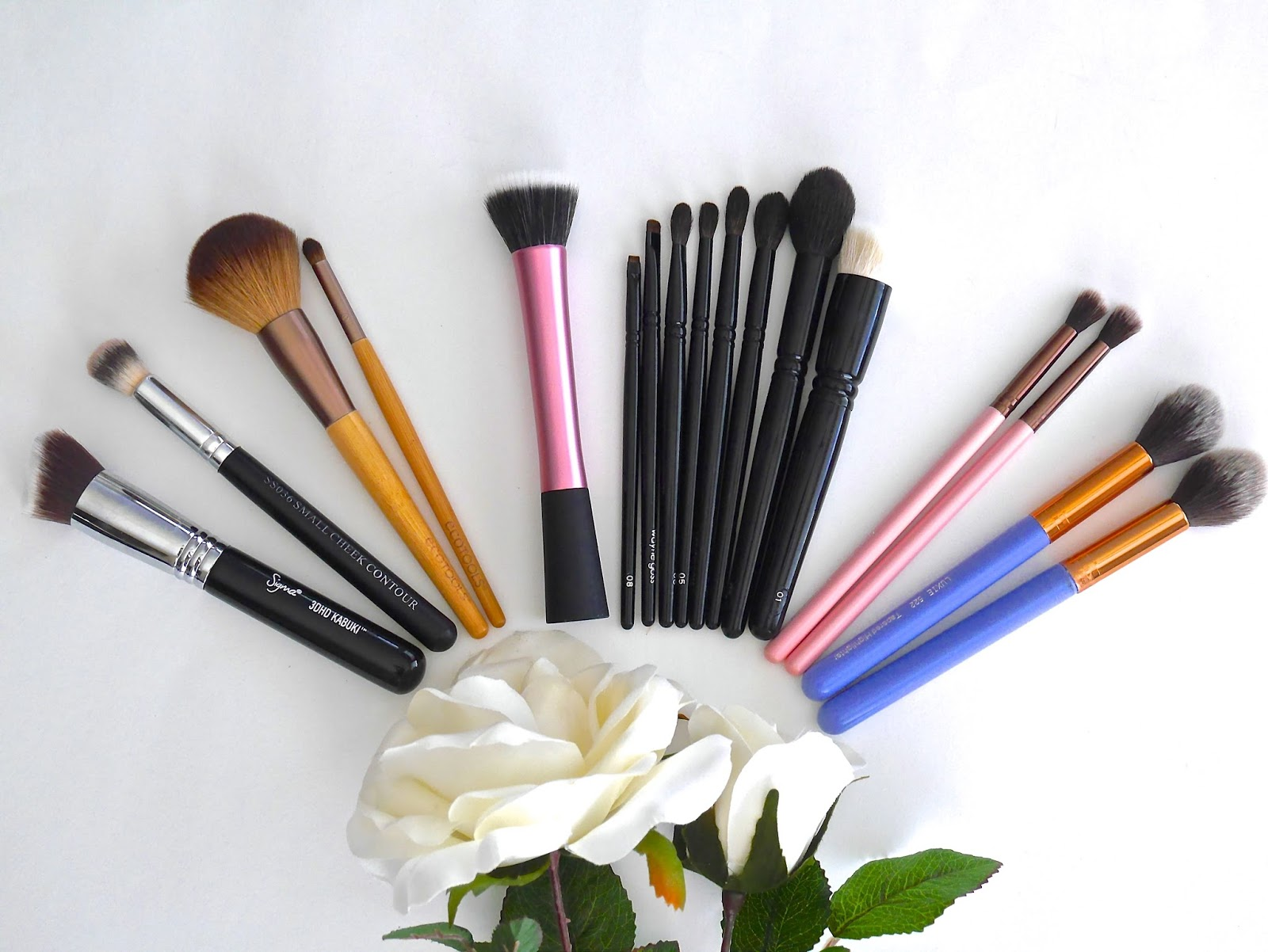 makeup brushes, high end, japanese artisan makeup brushes, makeup brushes, cruelty free, vegan, eco-friendly, budget friendly