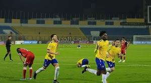 الإسماعيلي يتاهل لنصف نهائي البطولة العربية للأندية بعد تخطي نادي الاتحاد السكندري
