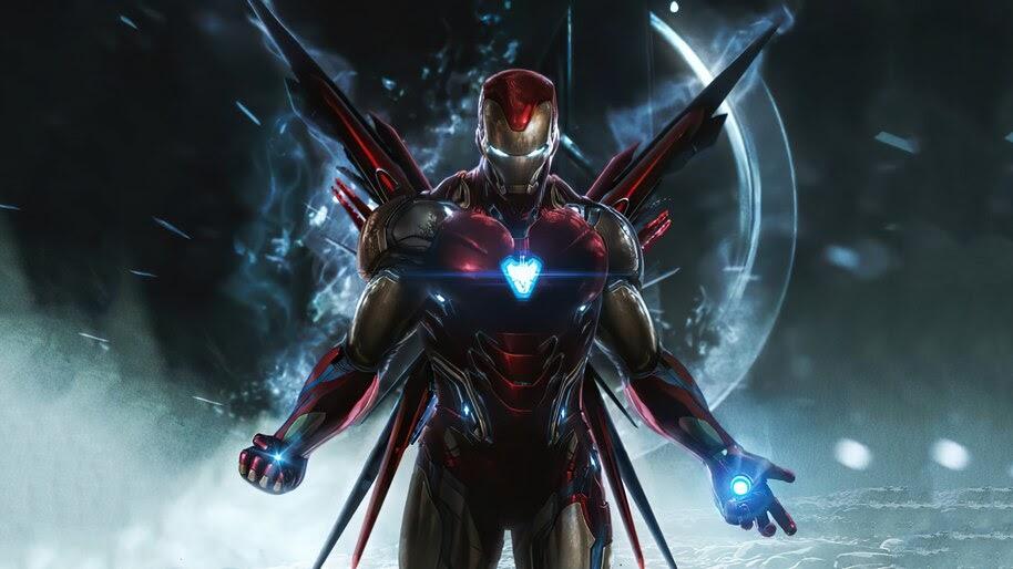 Iron Man, Suit, Marvel, Superhero, 4K, #6.2093