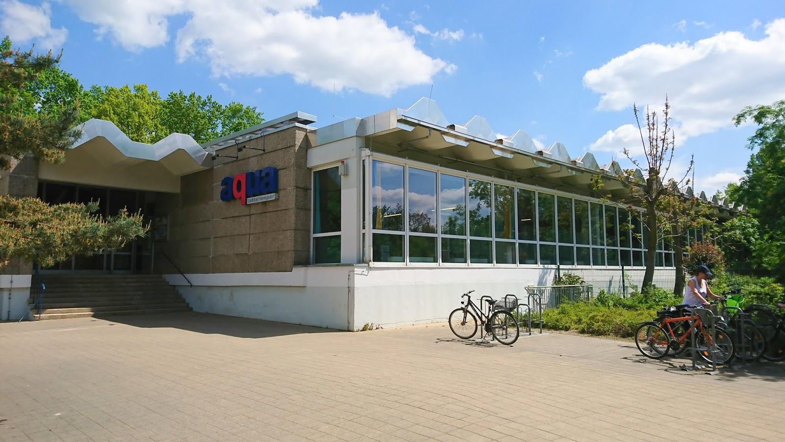 Iberty Schwimmbad Brandenburg Aqua Stadtbad Hennigsdorf