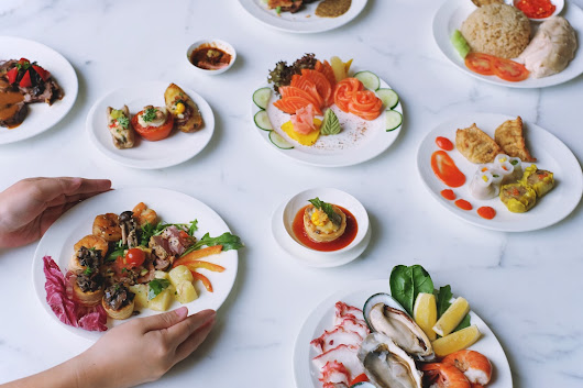 F O O L O S O P H Y - Jakarta Food Blog: Sunday Brunch at The New Asia Restaurant