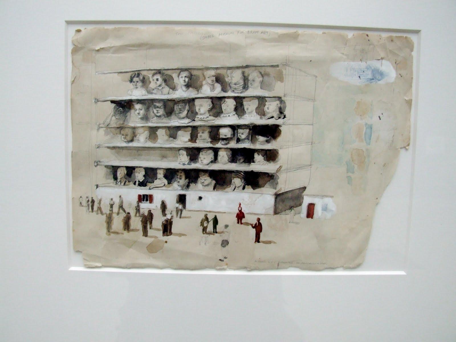 Stefan Van Drake Flemish Painter Michael Borremans Shows