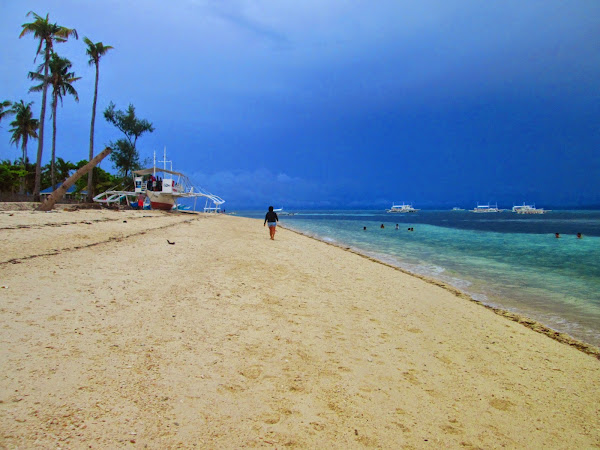 CLOUDY WITH A CHANCE OF AWESOME IN MALAPASCUA