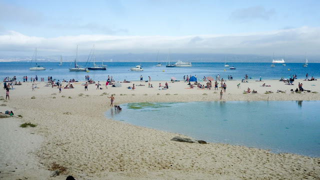 Playa las Islas Cíes