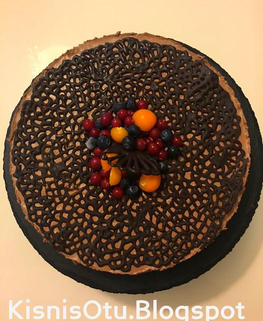 cheesecake, kolay tatlı tarifleri, pişirilmeyen cheesecake tarifi, çikolatalı tarifler, kolay cheesecake, çikolatalı cheesecake,