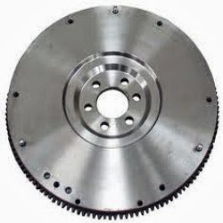 Main Parts of an Internal Combustion Engine (flywheel)