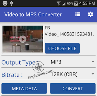 How to convert youtube videos to Audio MP3 in android
