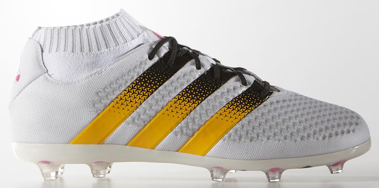 99cb6882c816 White Adidas Ace Primeknit 2016 Boots Leaked - Footy Headlines