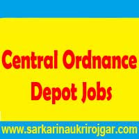 Central Ordnance Depot Pune Recruitment