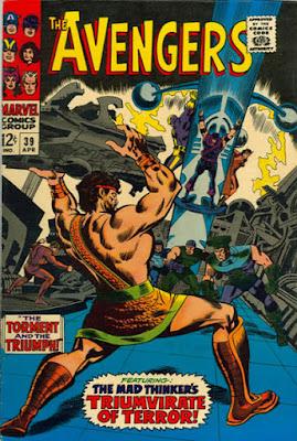 Avengers #39, Hercules