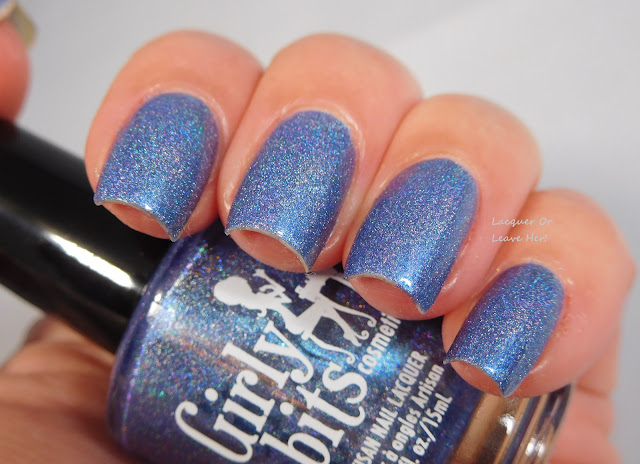 Girly Bits Cosmetics Let Me Azure You