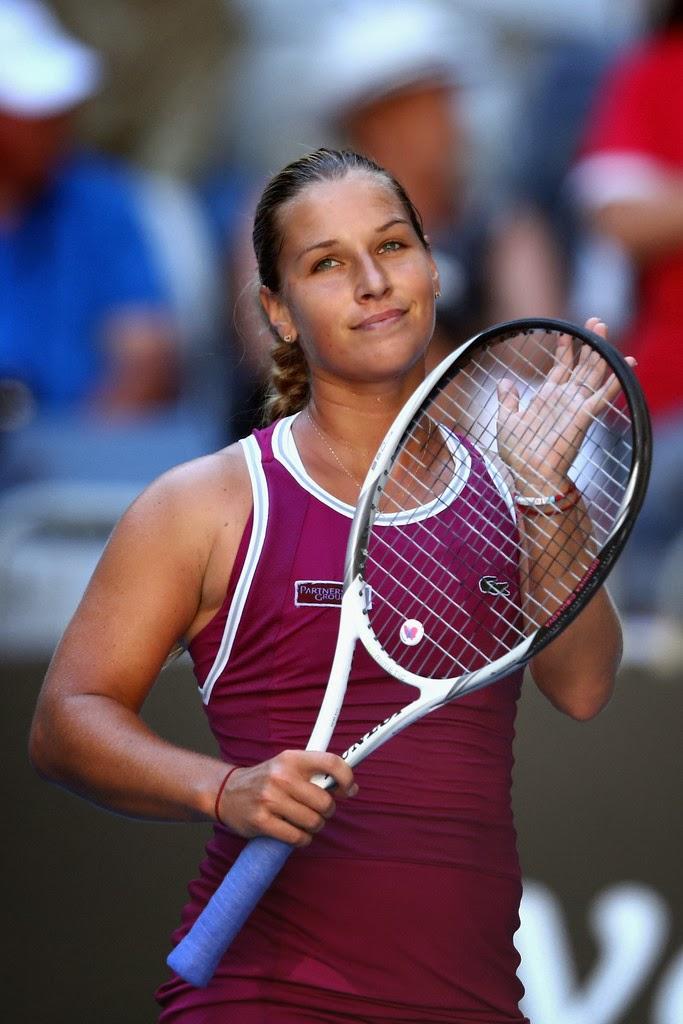 WTA Hotties: 2013 Hot-100: #11 Dominika Cibulkova (@Cibulkova