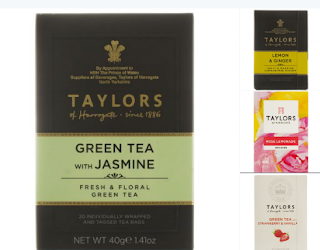 Ceaiuri Taylors cu arome care merita gustate