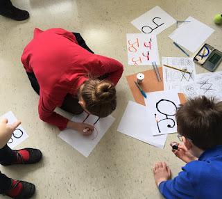 Les enfants relèvent les défis JO et robotique - 1