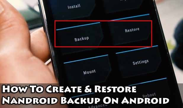 How To Create App Backup In Android How to Back Up Your