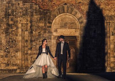 abito sposa inverno su misura