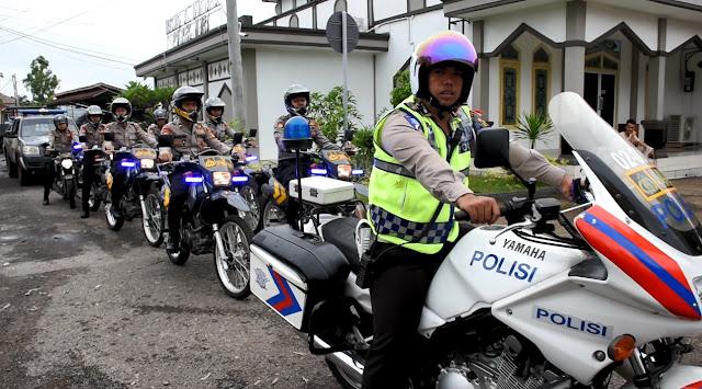 Giat Patroli Polri dan TNI, Wujudkan Situasi Khamtibmas Di Musi Banyuasin