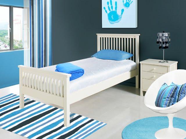 Cat Bilik Tidur Anak Design Rumah Terkini