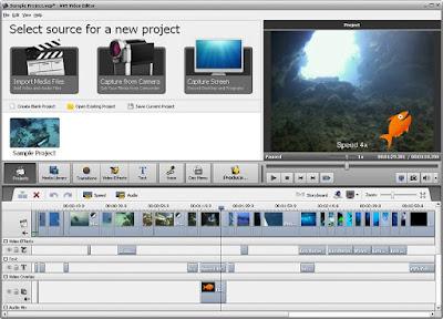 Software Video Editing Terbaik Untuk Edit Video