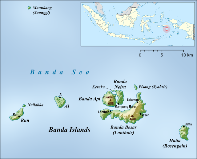 Open Trip Banda Neira Itinerary dan Budget