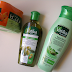 zestaw kosmetyków do włosów od Dabur, recenzja